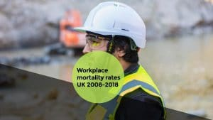 Workplace mortality rates header
