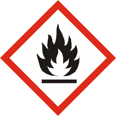 EU Symbol for Flammable Liquids